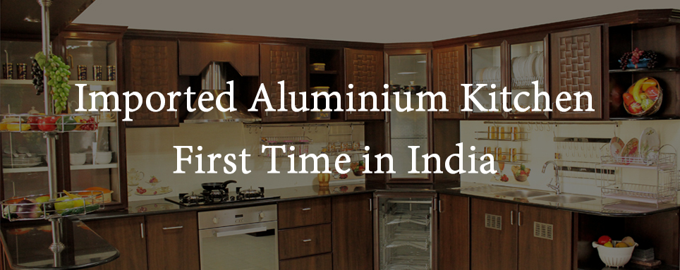 Idea modular kitchen modular kitchen chennai modular for Aluminium kitchen cabinets in chennai